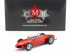 Ferrari 156 Sharknose Plain Body Edition 1961 red 1:18 CMR
