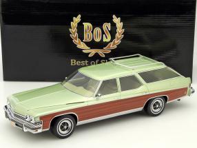 Buick Estate Wagon lime metallic 1:18 BoS-Models / 2. choice