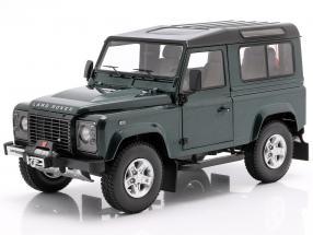 Land Rover Defender 90 green 1:18 Kyosho