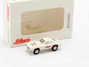 Chevrolet Corvette Toy Fair Nuremberg 2020 white 1:90 Schuco Piccolo