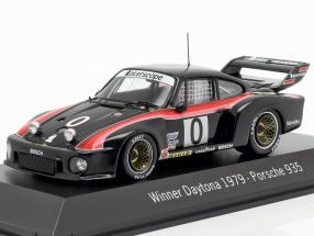 Porsche 935 #0 Winner 24h Daytona 1979 Interscope Racing 1:43 Spark