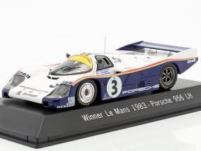 Porsche 956 LH #3 Winner 24h LeMans 1983 Schuppan, Holbert, Haywood 1:43 Spark