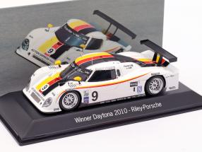 Porsche-Riley #9 Winner 24h Daytona 2010 1:43 Spark