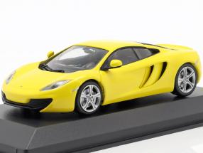 McLaren 12C Year 2011 yellow 1:43 Minichamps