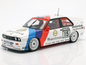 BMW M3 (E30) #15 Winner Hockenheim DTM 1992 Roberto Ravaglia 1:18 Minichamps