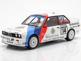BMW M3 (E30) #14 Winner Norisring DTM 1992 Joachim Winkelhock 1:18 Solido