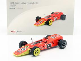 Joe Leonard Lotus 56 #60 Pole Position Indy 500 1968 1:18 TrueScale