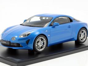 Renault Alpine A110 Pure year 2019 blue 1:8 GT-Spirit