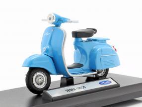 Vespa 150CC year 1970 blue 1:18 Welly