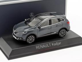 Renault Kadjar year 2015 titanium grey