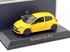 Renault Clio R. S. year 2009 Sirius yellow