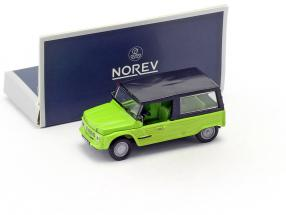 Citroen Mehari year 1983 green 1:87 Norev