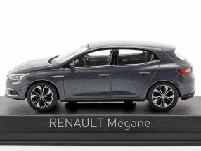 Renault Megane year 2016 titanium grey