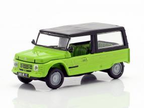 Citroen Mehari year 1983 green 1:87 Norev