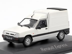 Renault Express year 1995 ice white 1:43 Norev