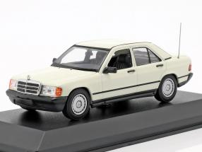 Mercedes-Benz 190E year 1984 white
