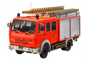 Mercedes-Benz 1017 LF 16 fire department Kit