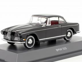 BMW 503 Hardtop year 1956-1960 black 1:43 Schuco
