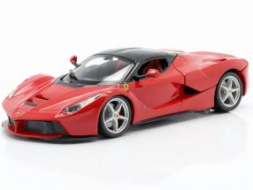 Ferrari LaFerrari red / black 1:24 Bburago