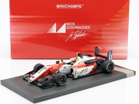 Mick Schumacher Dallara F317 #9 5th Macau GP 2018 1:18 Minichamps