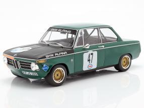 BMW 1602 #47 ADAC Eifelrennen Nürburgring 1971 P. Meyer 1:18 Minichamps