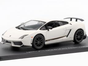 Lamborghini Gallardo LP570-4 Superleggera year 2010 White 1:43 Altaya
