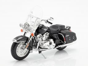 Harley Davidson FLHRC Road King Classic 2013 black 1:12 Maisto