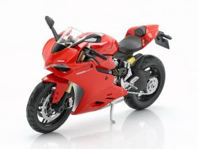 Ducati 1199 Panigale red / black 1:12 Maisto