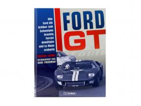 Book: Ford GT / by Preston Lerner and Dave Friedman