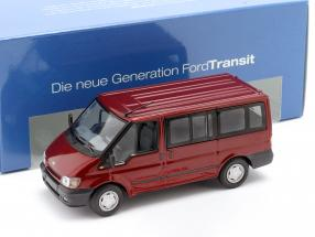 Ford Transit Tourneo Kombi Bj. 2001 burgundy