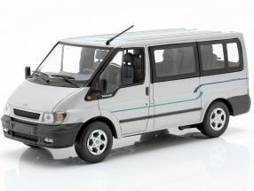 Ford Transit bus silver 1:43 Minichamps