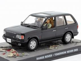 Range Rover Car James Bond movie Tomorrow Never Dies 1:43 Ixo