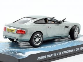 Aston Martin V12 Vanquish James Bond movie Die Another Day