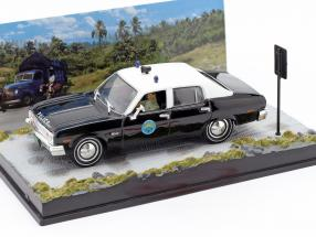Chevrolet Nova Police Car James Bond movie Live and Let Die 1:43 Ixo