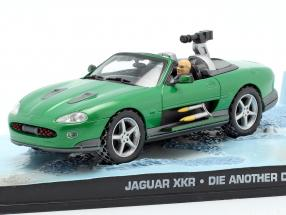 Jaguar XKR James Bond movie Die Another Day Car 1:43 Ixo