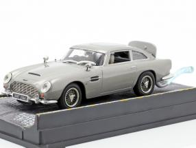 Aston Martin DB5 James Bond movie car fireball gray 1:43 Ixo