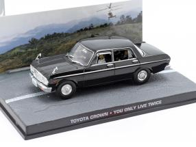 Toyota Crown Car James Bond movie You Only Live Twice 1:43 Ixo