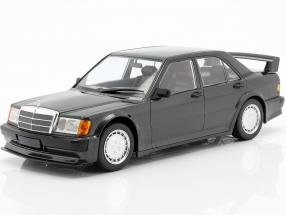 Mercedes-Benz 190E 2.5-16V Evo 1 1989 blue black metallic 1:18 Minichamps