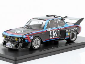 BMW 3.5 CSL #42 24h LeMans 1976 Posey, de Fierlant, Grohs 1:43 Spark