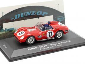Ferrari TR60 #11 Winner 24h LeMans 1960 Gendebien, Frere 1:43 Ixo