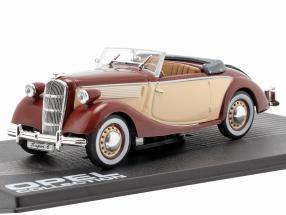 Opel Super 6 year 1937-1938 brown / beige 1:43 Altaya