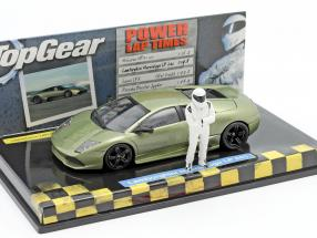 Lamborghini Murcielago LP640 green TopGear TV Series 1:43 Minichamps