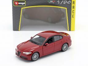 Alfa Romeo Giulia red 1:24 Bburago