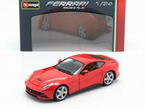 Ferrari F12 Berlinetta red 1:24 Bburago