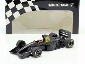Bertrand Gachot Jordan 191 formula 1 test Paul Ricard January 1991 1:18 Minichamps