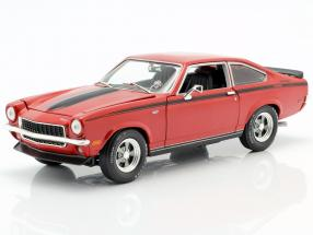 Chevrolet Vega Yenko Stinger year 1972 red 1:18 Autoworld