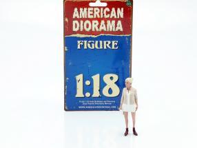 Partygoer Figure #4 1:18 American Diorama