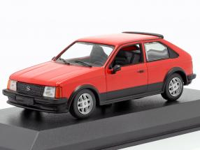 Opel Kadett D SR year 1982 red 1:43 Minichamps