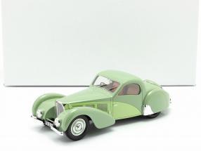 Bugatti T57SC Atalante year 1937 green 1:18 Matrix
