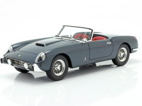 Ferrari 250 GT Cabriolet Series 1 year 1957 blue 1:18 Matrix